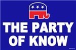 The Party of Know