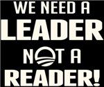 Leader Not Reader