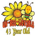 Un-Bee-Lievable 43rd