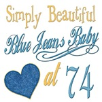 Blue Jeans 74th