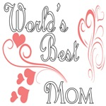 Best Mom (Pink Hearts)