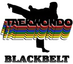 Taekwondo Black Belt Colors