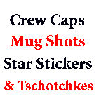Hollywood Buttons, Bumperstickers, Mugs