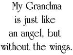 My Grandma's An Angel