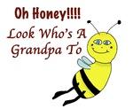 Honey Grandpa To Be