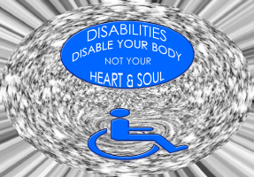 HUMOR/DISABILITIES