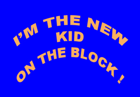 HUMOR/NEW KID ON THE BLOCK