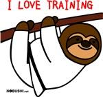 I Love Training: Sloth