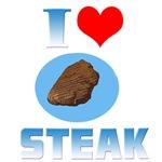 I heart Steak