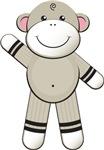 Hello Sock Monkey