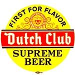 Dutch Club Beer-1952