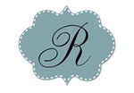 Teal Monogram on Gifts