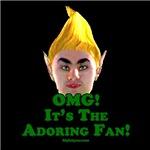 OMG It's The Adoring Fan