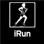 iRun - Women runner running