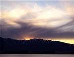 Lingering Sunset