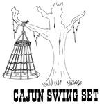 CAJUN SWING SET