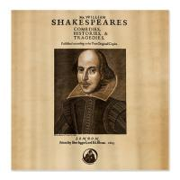 Shakespeare Shower Curtains