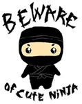 Beware of Cute Ninja