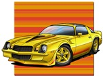 Old & New Camaro Designs