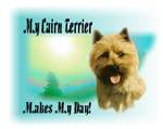 <h5>My Cairn Terrier Makes My Day</h5>