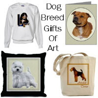 Dog Breed Gifts of Art