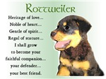 Rottweiler Puppy Gifts