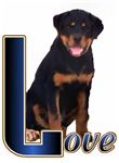 Rottweiler Love Gifts