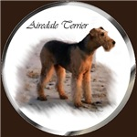 Airedale Terrier  Art Gifts