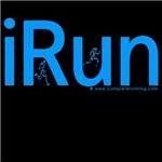 iRun (Blue Letters)
