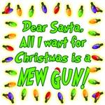 Santa Letter Gun