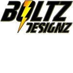 BoltZ Lightning Logo Design