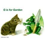 G is for Garden