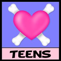 Teen T Shirts and Gifts