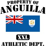 Property of Angola Athletic Department