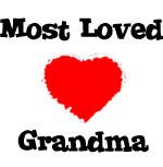 Most Loved Grandma