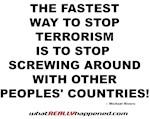 ENDING TERRORISM