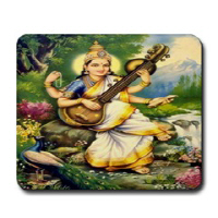 Hindu Art Mousepads