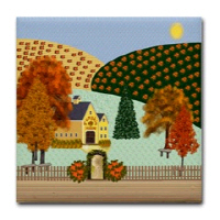 Irish Village Series© Ceramic Tiles