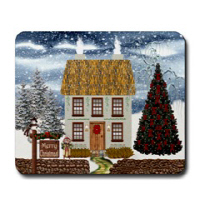 Irish Village Series© Mousepads