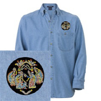 New! Embroidered Clothing