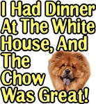 Great Chow At The White House