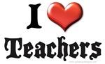 I Heart (Love) Teachers