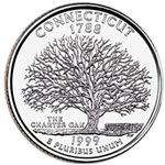 Connecticut State Quarter