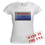 Missing: 1 Pr. Spanky Pants