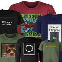 Cool Dark Shirts & Tees