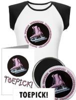 Toepick! Toepick!!! TOEPICK!!!