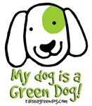 My Dog is a Green Dog