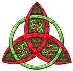 Celtic Holiday Trinity Knot