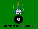 SINK THE 8 BALL!