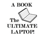A BOOK THE ULTIMATE LAPTOP
